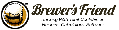 Home Brewing Software Calculators