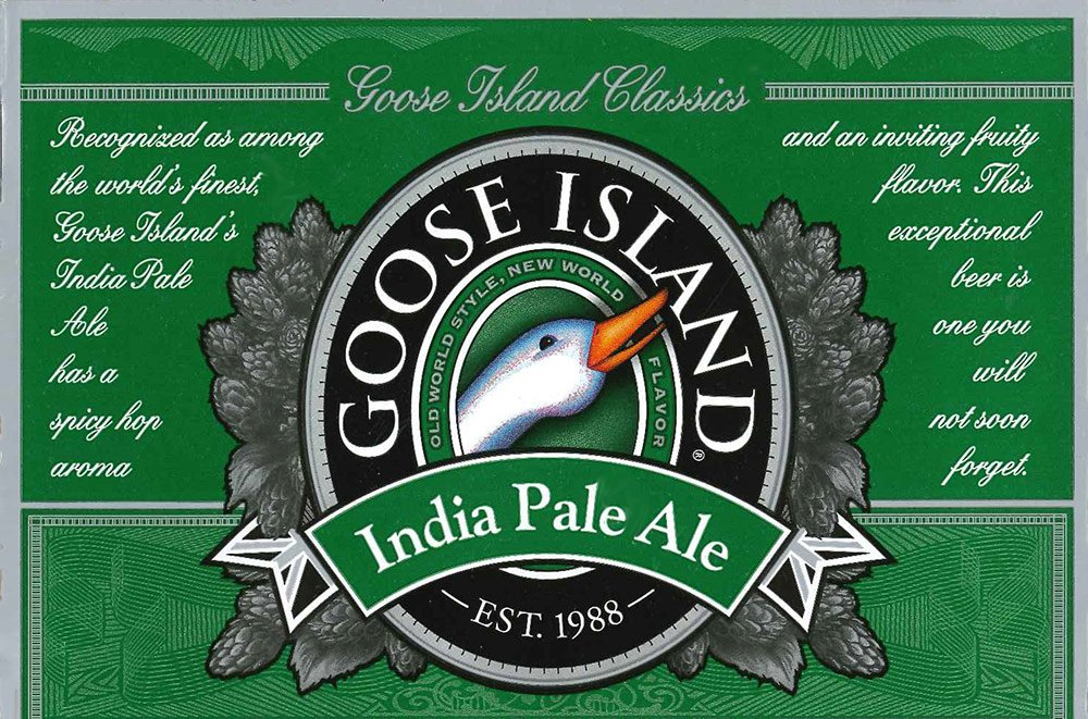 Goose Island Ipa Clone All Grain English Ipa Homebrew Beer Recipe Brewer S Friend