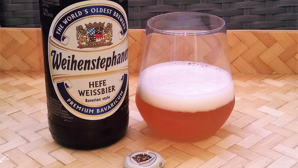 weinstephaner wheat beer