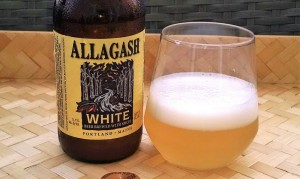 allagash white wheat beer