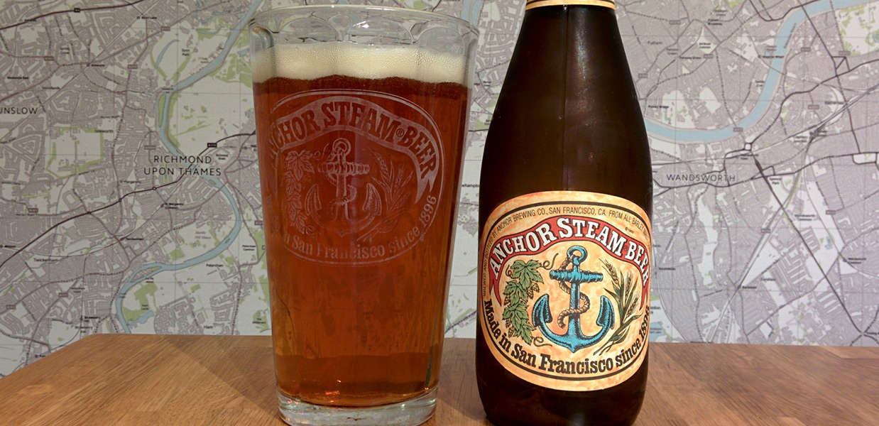 craft beer anchor steam