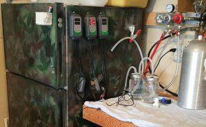 fridge fermentation chamber